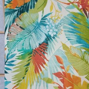 OUTDOOR/INDOOR  FABRIC  2.5 YARDS